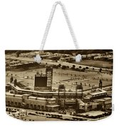 Phillies Stadium - Citizens Bank Park Weekender Tote Bag by Bill Cannon