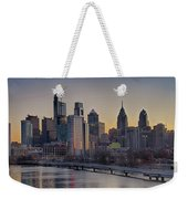 Philly Before Dawn From South Street Weekender Tote Bag
