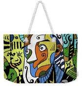 Philosopher Weekender Tote Bag