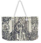 Philosophy Weekender Tote Bag