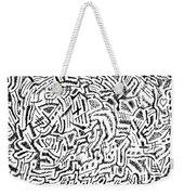 Phlogiston Weekender Tote Bag