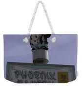 Phoenix Bakery Sign Chinatown Weekender Tote Bag