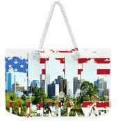 Phoenix City Skyline Weekender Tote Bag