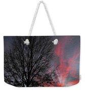 Phoenix Cloud Rising Weekender Tote Bag