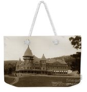 Phoenix Hotel Las Vegas Hot Springs New Mexico 1890 Weekender Tote Bag