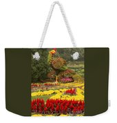 Phoenix In Summer Palace Weekender Tote Bag