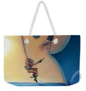 Phoenix Rising Weekender Tote Bag by Patrick Anthony Pierson