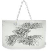 Phoenix Rising Sketch Weekender Tote Bag