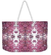 Photo 0800 Fractal D2 Autumn Tree Leaves Weekender Tote Bag