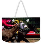 Photo Finish Weekender Tote Bag