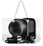 Photo Gear Weekender Tote Bag