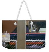 Photo Number 1 Weekender Tote Bag