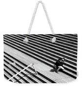 Photographer In Paris Weekender Tote Bag
