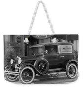 Photographer's 1928 Truck Weekender Tote Bag