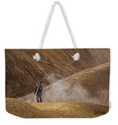 Photographers Searching For Composition V Weekender Tote Bag