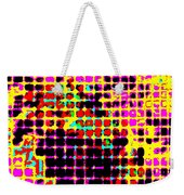 Photonic Lattice Weekender Tote Bag by Eikoni Images