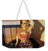 Phra Mae Thorani. Holy Mother Of Earth Weekender Tote Bag