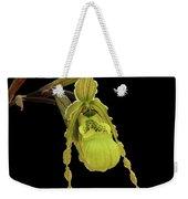Phragmipedium Richteri Orchid Weekender Tote Bag