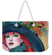 Pia Dora Witch Weekender Tote Bag