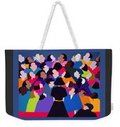Piaf Aka A Tribute To Edith Piaf Weekender Tote Bag