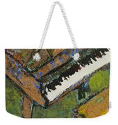 Piano Close Up 1 Weekender Tote Bag