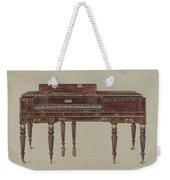 Piano Forte Weekender Tote Bag