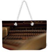 Piano Guts Weekender Tote Bag
