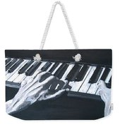 Piano Hands Plus Metronome Weekender Tote Bag