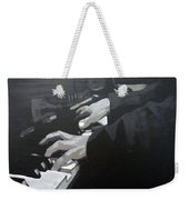 Piano Hands Weekender Tote Bag