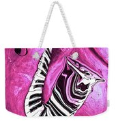 Piano Keys In A Saxophone Hot Pink - Music In Motion Weekender Tote Bag