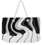 Piano Surrealism  Weekender Tote Bag
