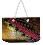 Piano Wire II Weekender Tote Bag