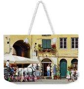 Piazza Anfiteatro Weekender Tote Bag