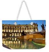 Piazza Della Repubblica Weekender Tote Bag