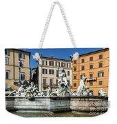 Piazza Navona Weekender Tote Bag