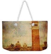 Piazza San Marco - Venice Weekender Tote Bag