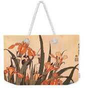 pic09600 Hokusai Weekender Tote Bag
