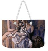 Picasso: Acrobats, 1905 Weekender Tote Bag