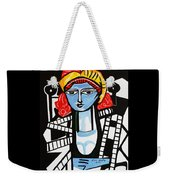Picasso By Nora  Film Star Weekender Tote Bag