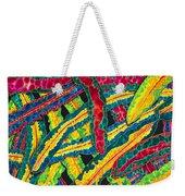 Picasso Paintbrush Croton Weekender Tote Bag