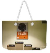 Picasso Poster Weekender Tote Bag