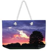 Picasso Sunset Weekender Tote Bag