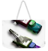 Pick Me Up Weekender Tote Bag