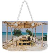 Pick-nick At The Sea Weekender Tote Bag