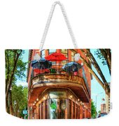 Pickel Barrel 2 Chattanooga Tennessee Cityscape Art Weekender Tote Bag