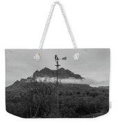 Picket Post Windmill Bw Weekender Tote Bag