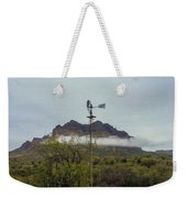 Picket Post Windmill Weekender Tote Bag