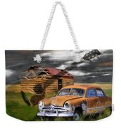 Pickin Out Yesterday Weekender Tote Bag