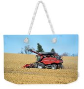 Picking Corn Weekender Tote Bag