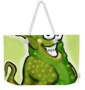 Pickle Monster Weekender Tote Bag